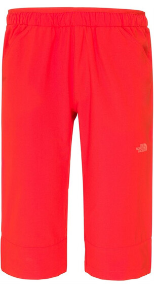The North Face W's Dyno Short Fiery Red (15Q)